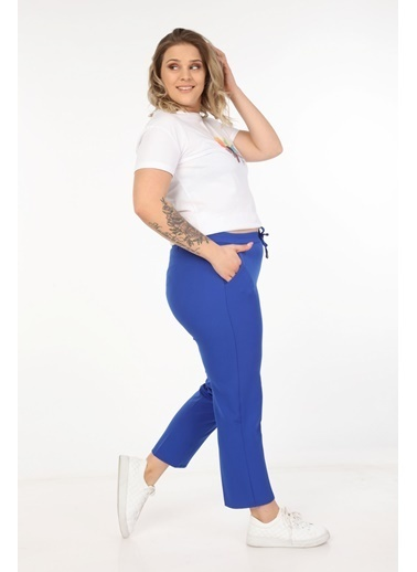 Womenice Pantolon Saks